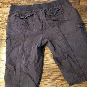 Lane Bryant Shorts - Lane Bryant Cargo Bermuda Shorts size 24